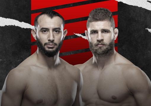 UFC Fight Night Reyes vs Prochazka HERO May 1