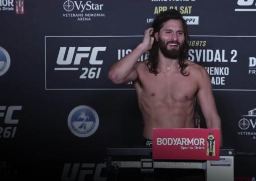 Weigh-In Highlights | UFC 261: Usman vs Masvidal 2