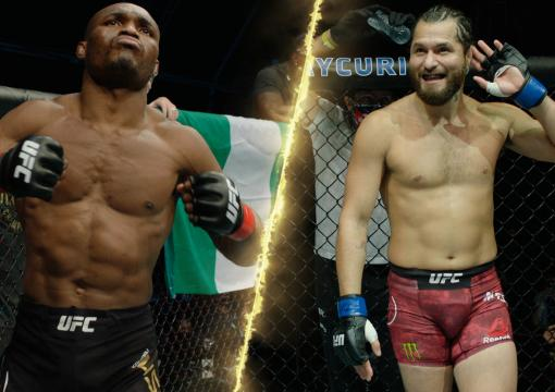 UFC 261 Fully Loaded - Kamaru Usman And Jorge Masvidal