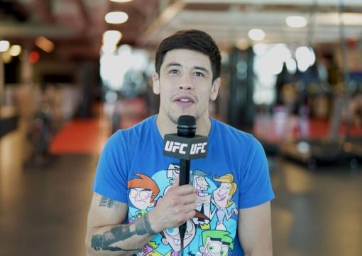 Brandon Moreno will face flyweight champion Deiveson Figueiredo at UFC 263.