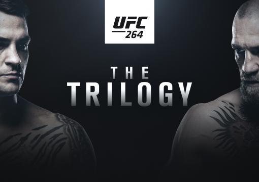 The Trilogy | UFC 264: Poirier vs McGregor 3