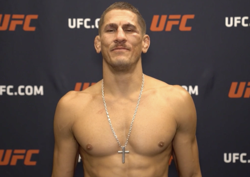 Niko Price discusses his UFC Fight Night: Santos vs Walker split-decision victory over Alex Oliveira.