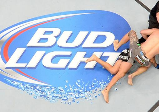 Bud Light Octagon