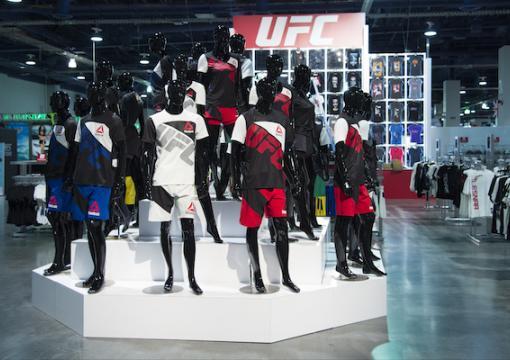 UFC merch