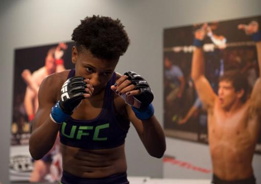 Black History: First African American Female on The Ultimate Fighter, Season 20