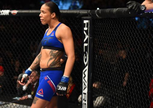Black History: Germaine de Randamie becomes the first Black female to headline a UFC event at UFC 208