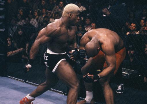 Kevin Randlemaninducted into the Pioneer Wing ('20) of the UFC Hall of Fame