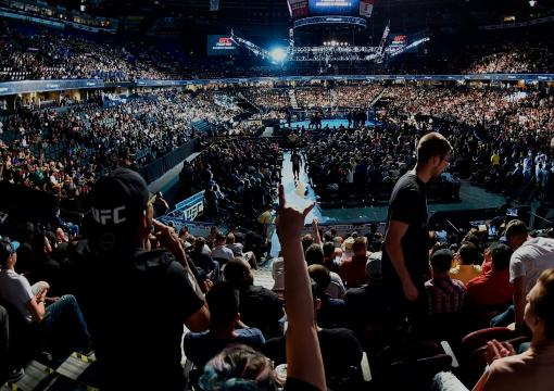 UFC Announces Return to Live Events With 3-title Fights at UFC 261 on Saturday, April 24, 2021.