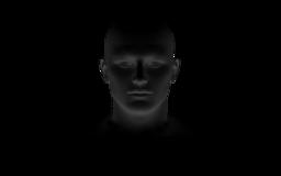Men's Silhouette Profile Image