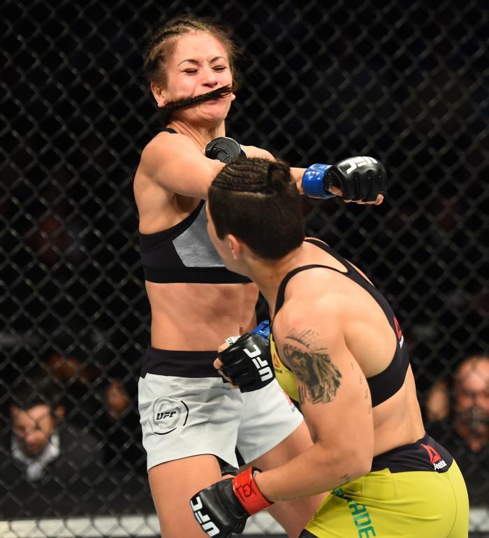 UFC 228: Andrade v Kowalkiewicz