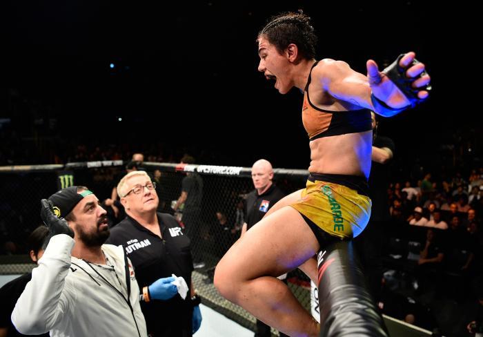 UFC Fight Night: Gadelha v Andrade