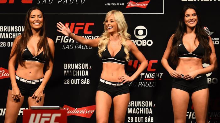 Photo Gallery: Octagon Girls | UFC