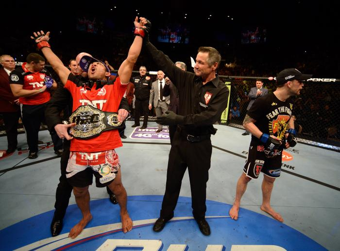 Photo Gallery: The Belt | UFC