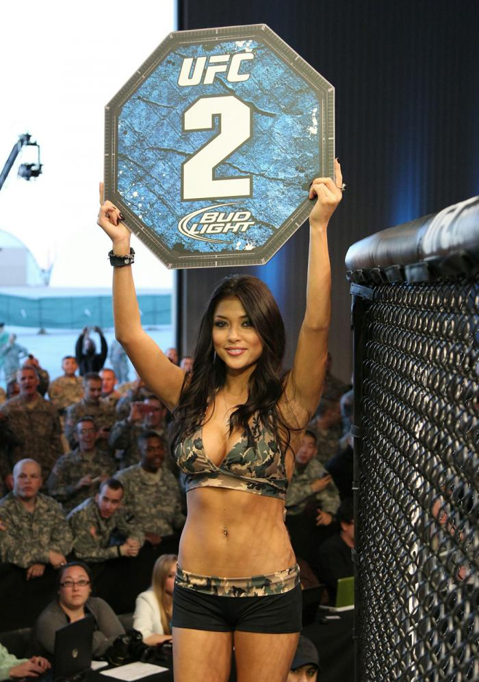 Boobs For Troops