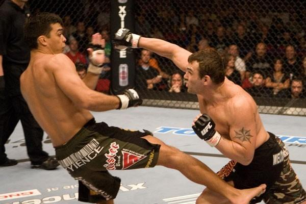 UFC 70: Nations Collide David Heath vs. Lyoto Machida