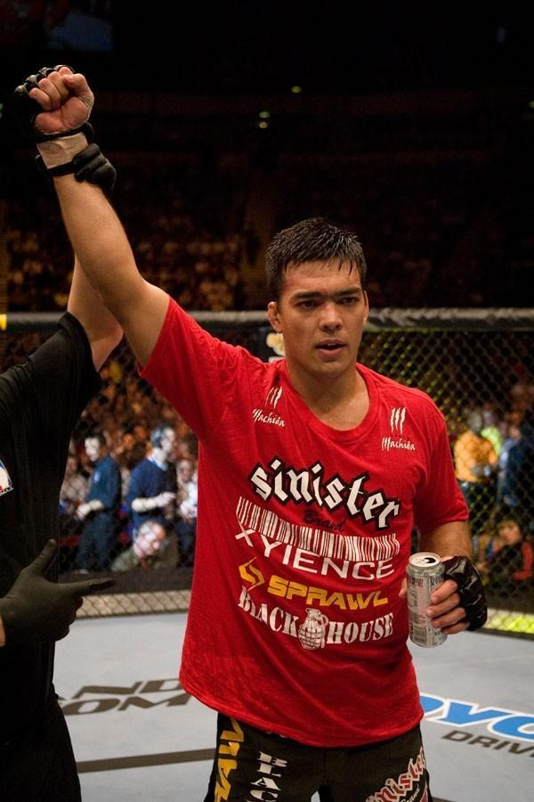 UFC 70: Nations Collide Lyoto Machida