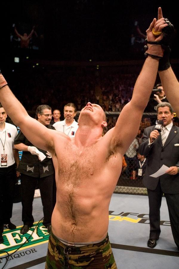 UFC 70: Nations Collide Michael Bisping
