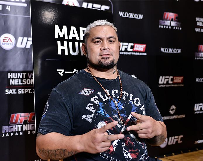 UFC Fight Night Japan 2014: Media Day Gallery | UFC