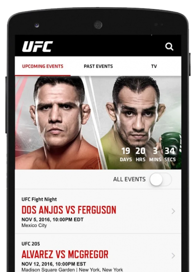 Watch - How To Watch | UFC
