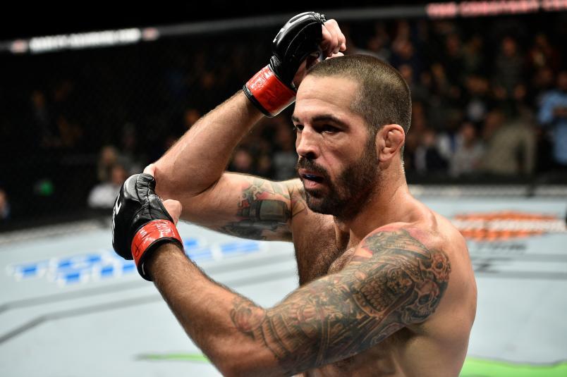 Matt Brown Is A Different Person | UFC