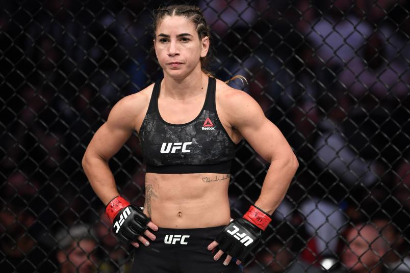 Torres Is Determined To Climb Back | UFC