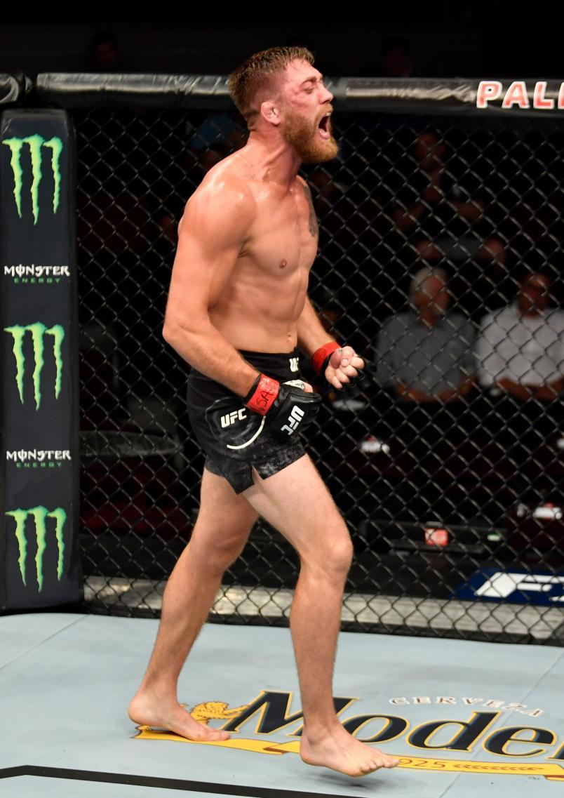 Work Still To Be Done For Darren Stewart   UFC