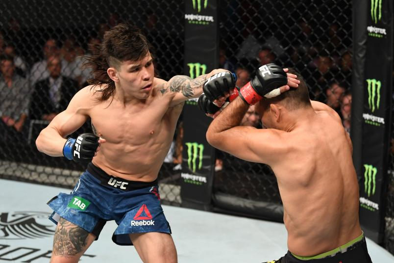Ricky Simon Wants To End 2019 On A High-Note | UFC