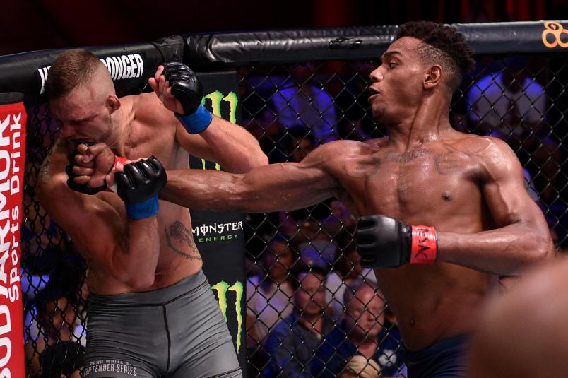 Jamahal Hill Always Aims To Be The Greatest | UFC