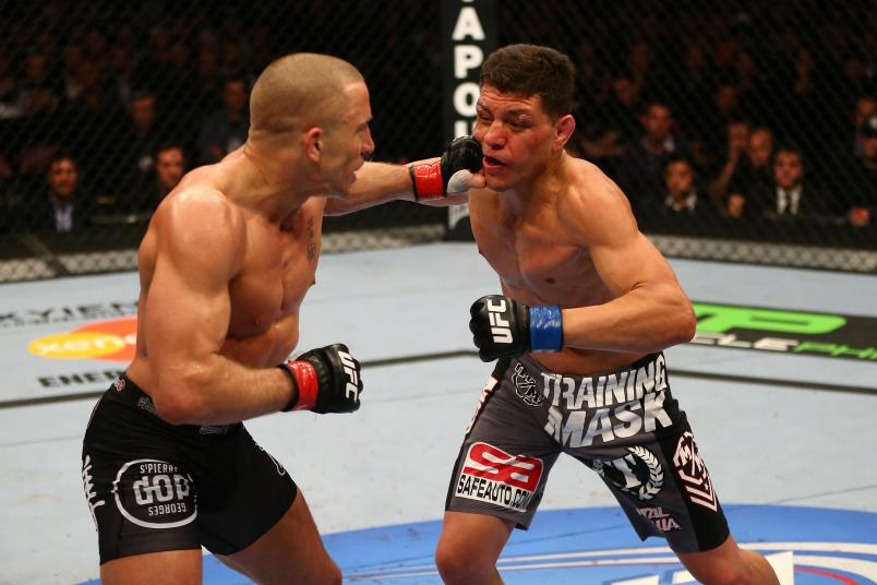 This Day In Ufc History Ufc 158 Ufc