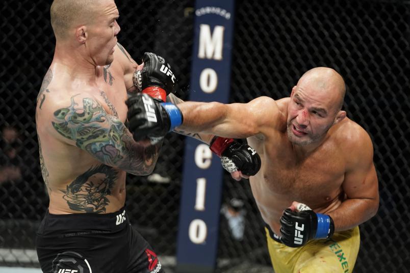 UFC 253 WHERE WE STAND: LIGHT HEAVYWEIGHT