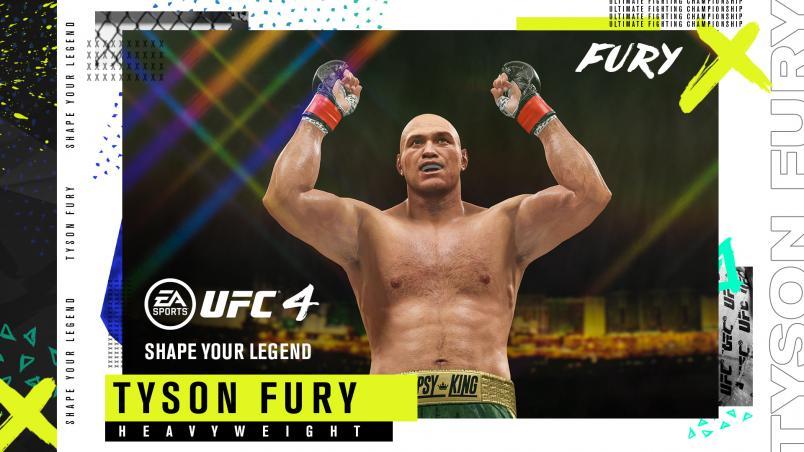 UFC 4 Clés bêta gratuites 3