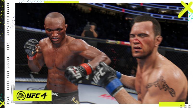UFC 4 Clés bêta gratuites 1