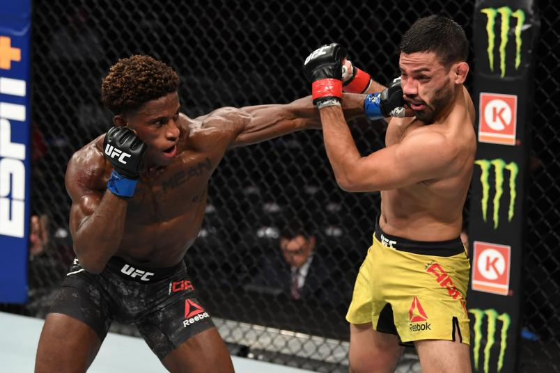 UFC.com sat down with Hakeem Dawodu to discuss his upcoming match and how important a win at Fight Island would be