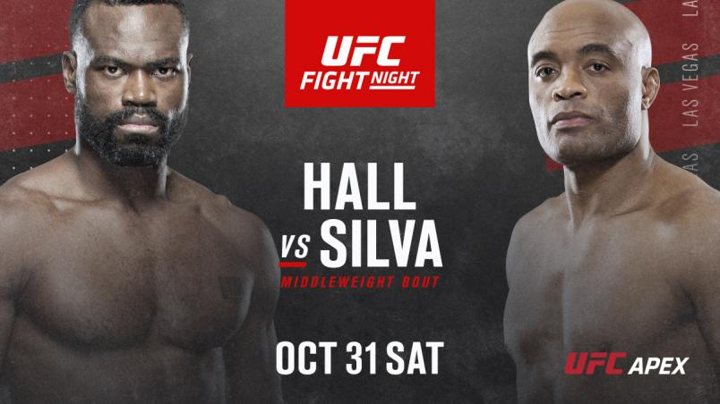 UFC ANNOUNCES UPCOMING EVENT SCHEDULE THROUGH NOVEMBER