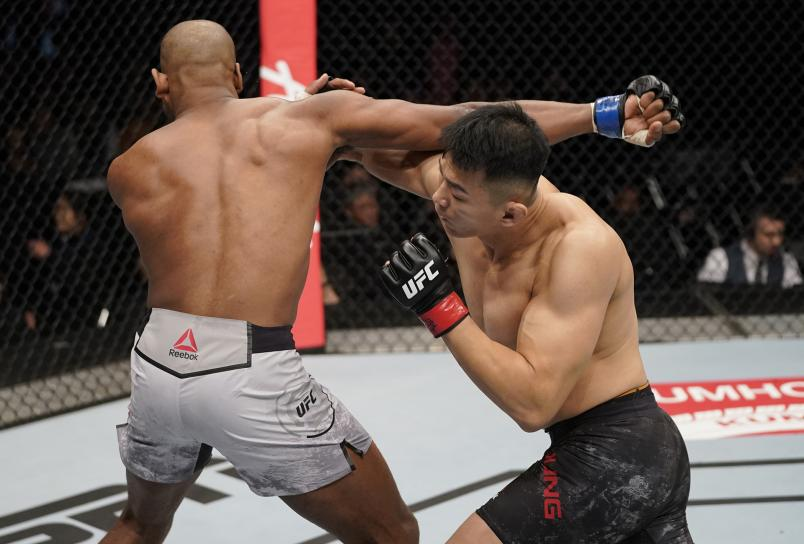 South Korean Light Heavyweight Looks To Continue Incredible Streak At UFC 254