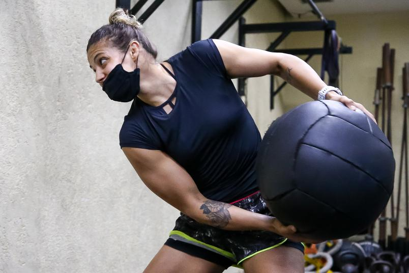 UFC Fight Island 6 Flyweight Eager To Put On A Show After Long Layoff