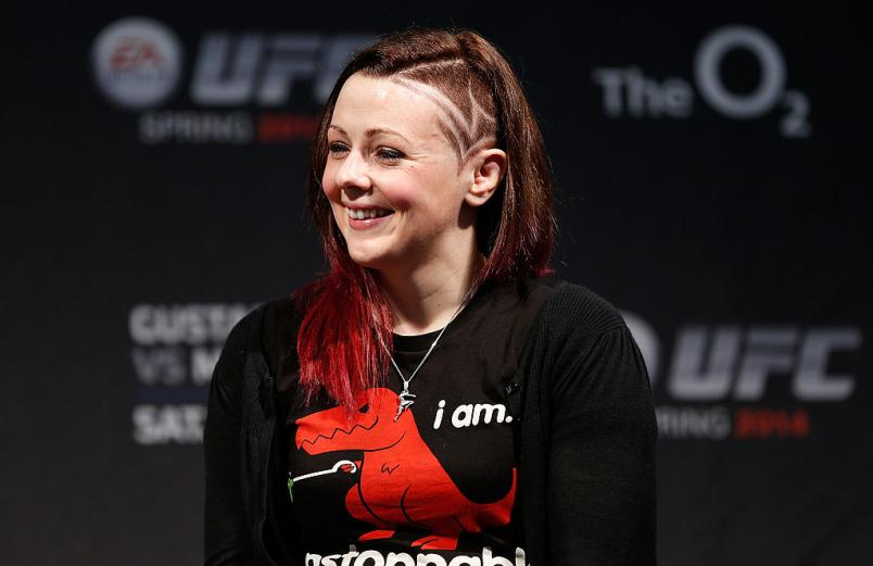 In Honor Of The Flyweight Veteran's 34th Birthday, We Take A Look Back To When She Joined The UFC