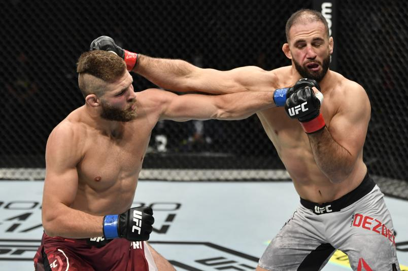With the UFC returning to UFC Fight Island it's only right that we look back at some of the best finishes to happen on the island so far