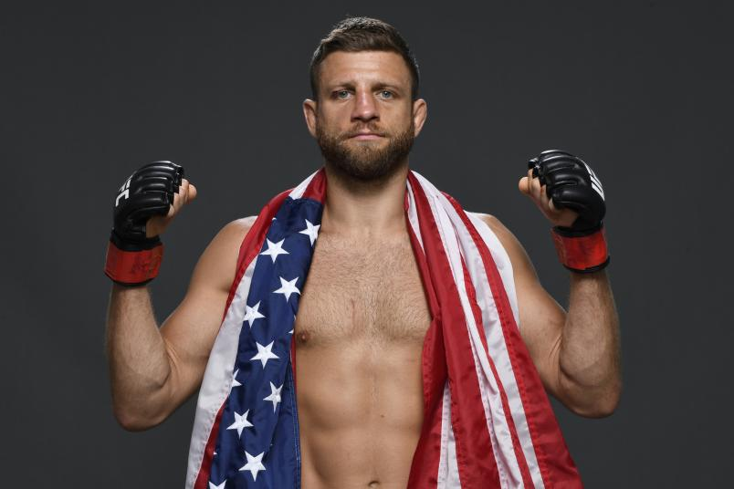 Find out what's on the mind of rising featherweight Calvin Kattar before his UFC Fight Night main event showdown with Max Holloway
