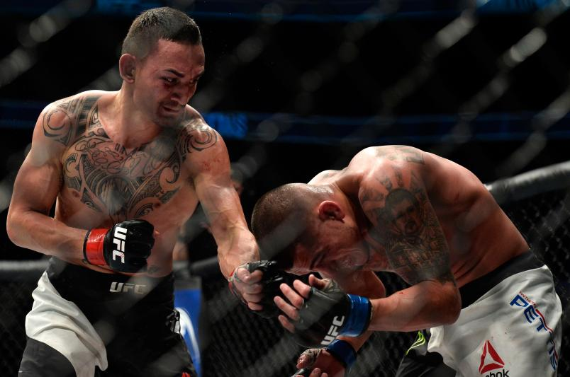 The Blessed Express has provided us with plenty of great fights. Here's the best of Max Holloway