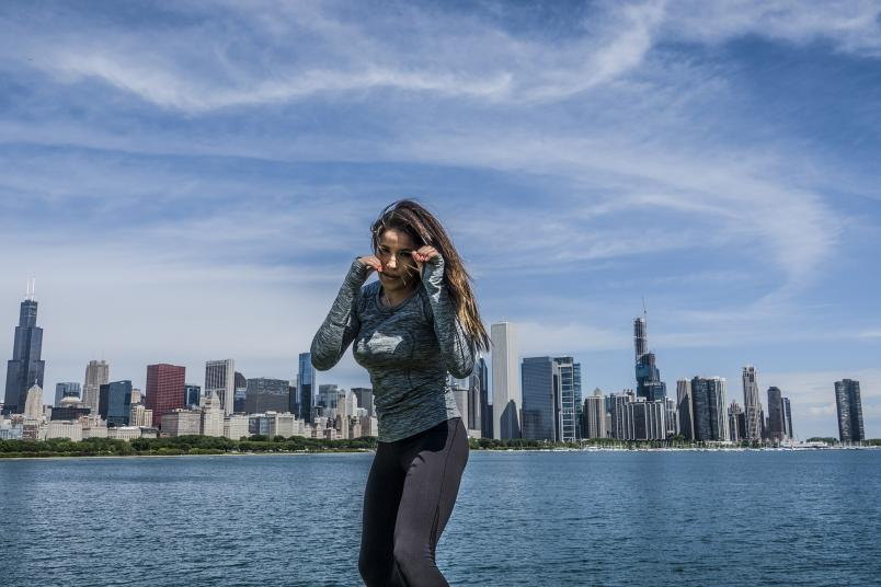 27 Julianna Pena at Adler Planetarium in Chicago