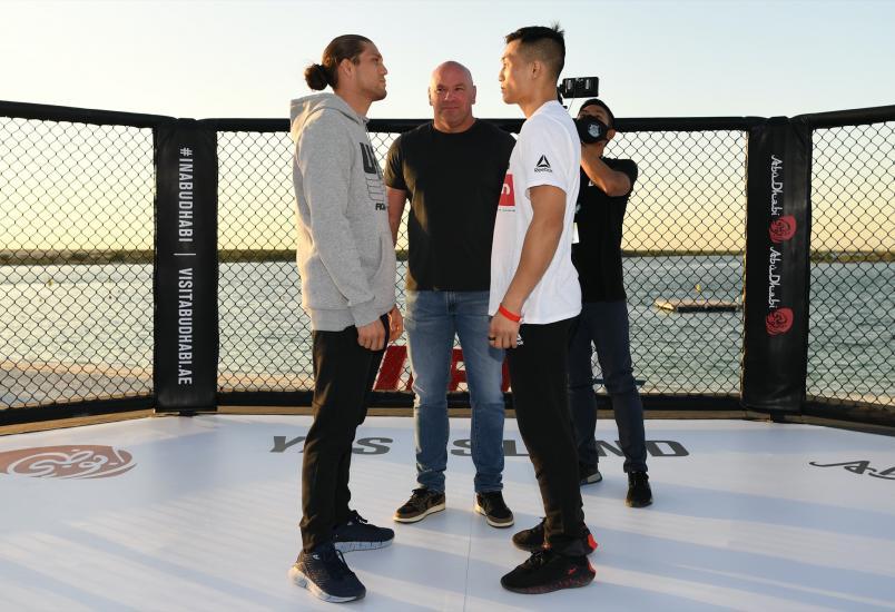 UFC FIGHT ISLAND 6: ORTEGA VS THE KOREAN ZOMBIE RESULTS