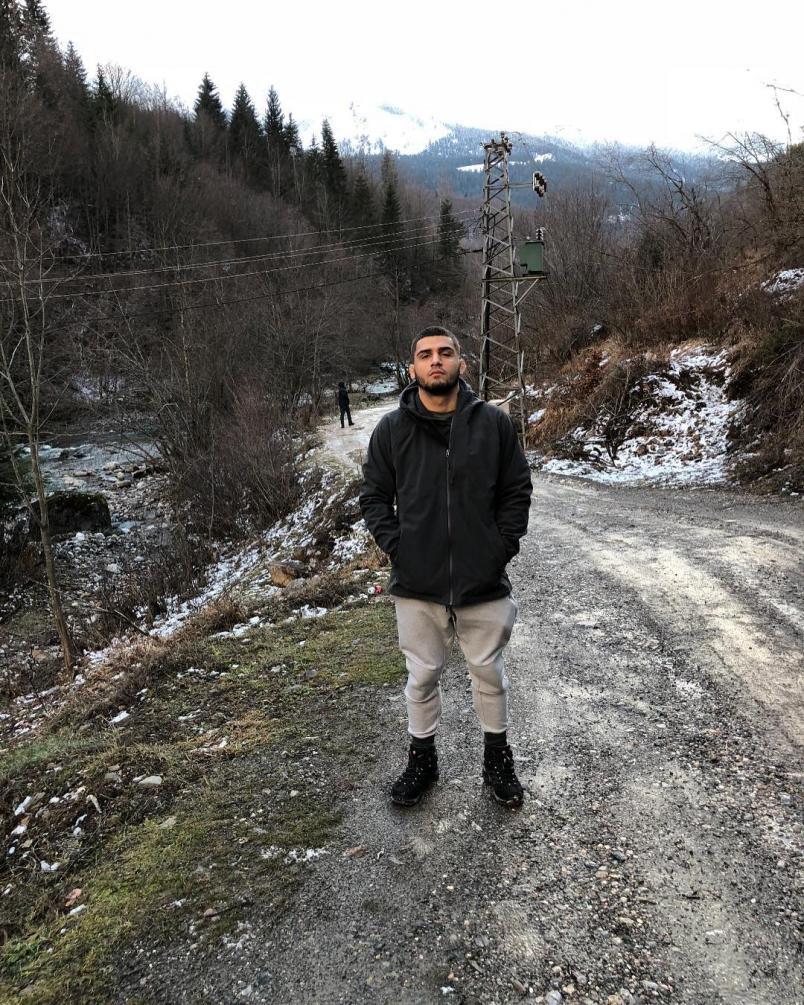 Ramiz Brahimaj From his Instagram page @RamizB170