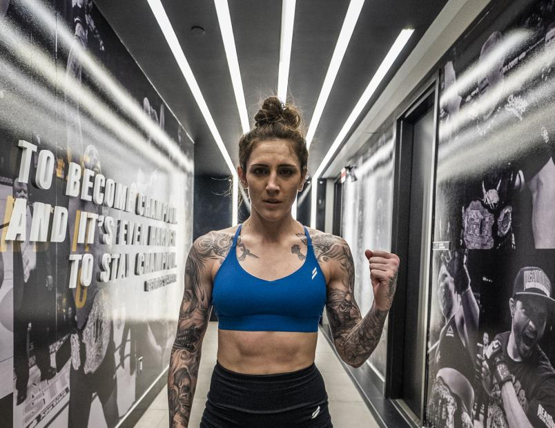 Megan Anderson In Position To Make History At UFC 259 | UFC