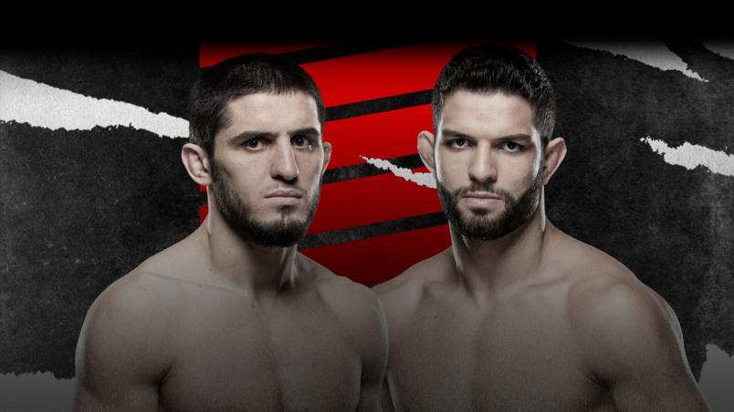 Islam Makhachev and Thiago Moises headline UFC Fight Night on July 17, 2021