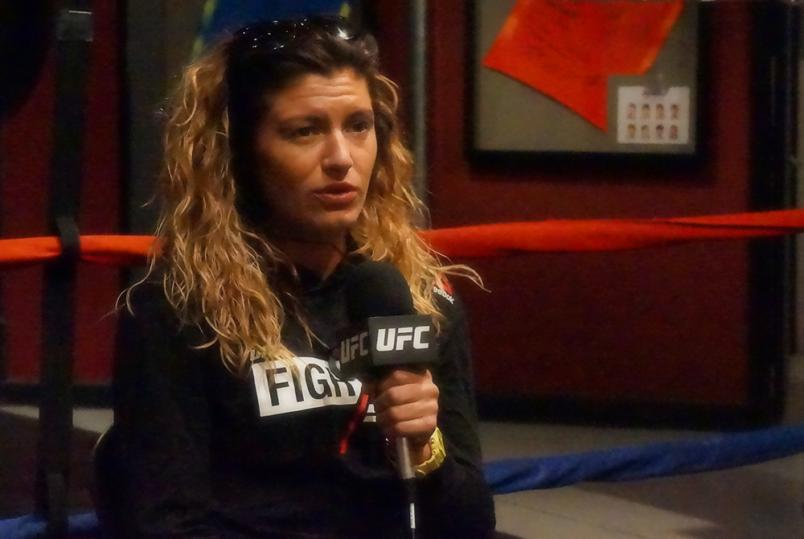 Ashley Yoder TUF 23, The Ultimate Fighter 23