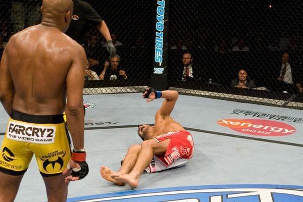 UFC 90 Anderson Silva vs Patrick Cote