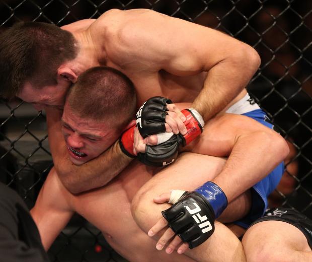 UFC 153 - 13 de outubro de 2012 - Demian Maia x Rick Story
