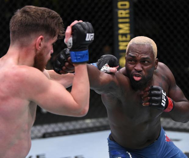 UFC Vegas 5 Derek Brunson