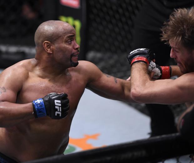 Daniel Cormier defeats Stipe Miocic at UFC 252